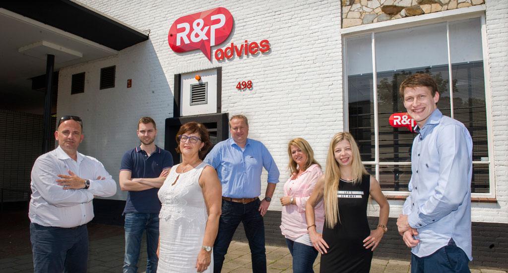 R&P advies team